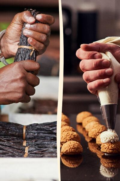 créer le lien chef et producteurs de vanille