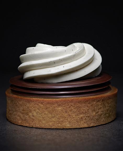 recette norohy vanille madagascar tartelette strate chocolat noir