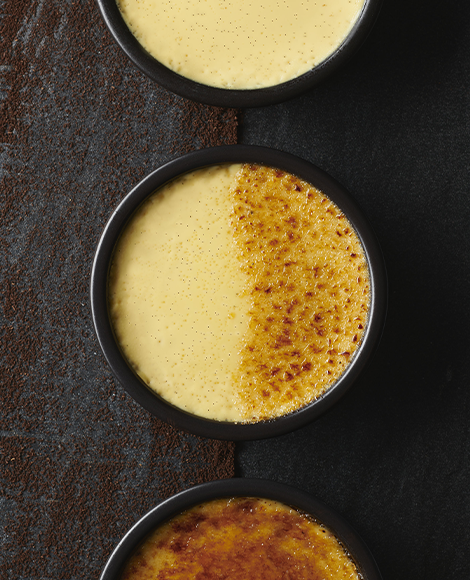recette particulier norohy vanille madagascar creme brulee