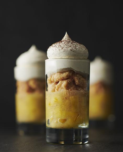 recette particulier norohy vanille madagascar verrine exotique
