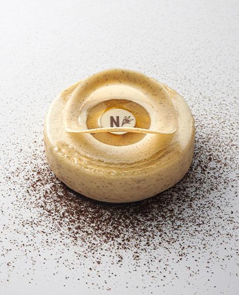 Norana gateau exotique pate de vanille Norohy